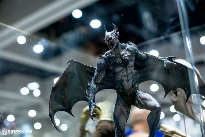 A Gotham City Nightmare Descends on Sideshow Live- A Closer Look at Nightmare Batman