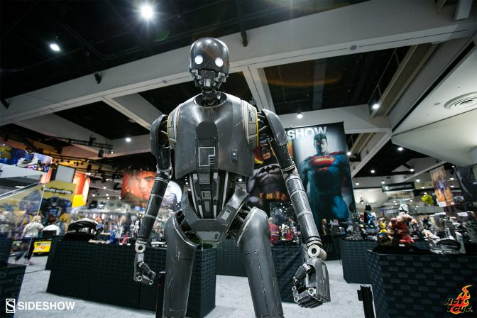 Check out the Best of Sideshow at Comic-Con 2017 Thanks to Tested!