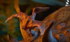 Dinosauria Gastonia Statue