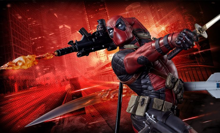 Deadpool's Epic Team-ups!