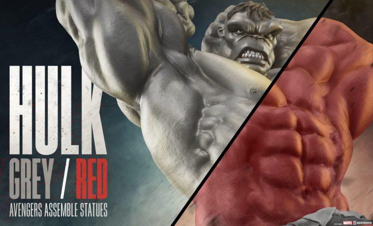 Hulk Variants Preview