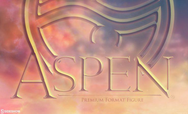 Sideshow Announces Aspen Matthews Premium Format™ Figure for NYCC 2017