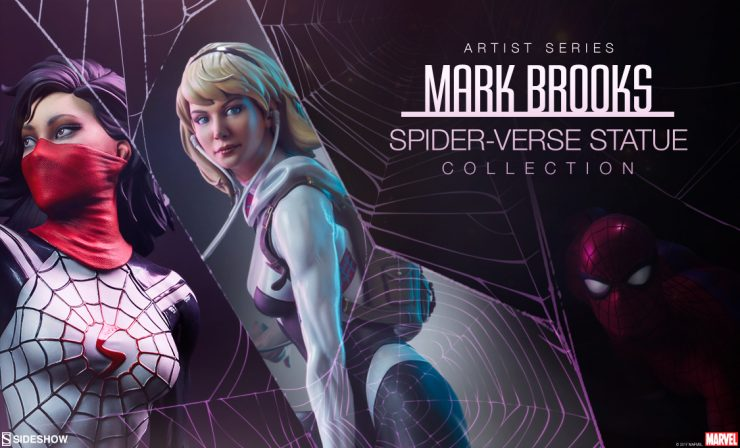 Mark Brooks Artist Series Spider-Verse Announcement
