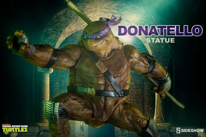 Donatello Does Machines in a Production Gallery Update!