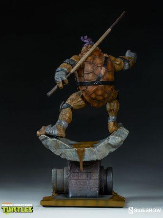 Donatello Statue