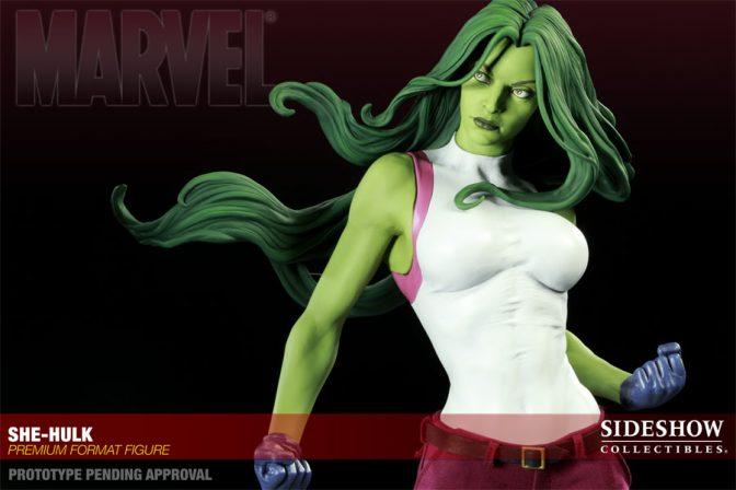 She-Hulk Premium Format Figure