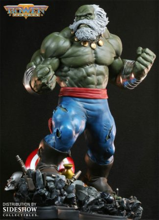 Maestro Hulk Statue