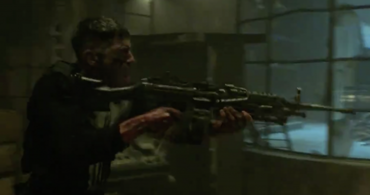 Official Trailer for The Punisher on Netflix Arrives and it's Brutal!