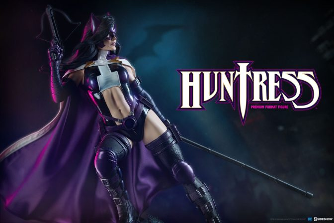 Huntress Premium Format Figure