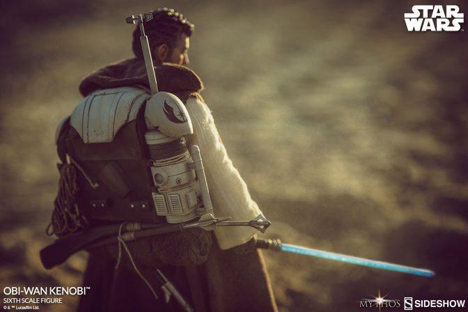 Obi-Wan Kenobi Mythos Sixth Scale Figure