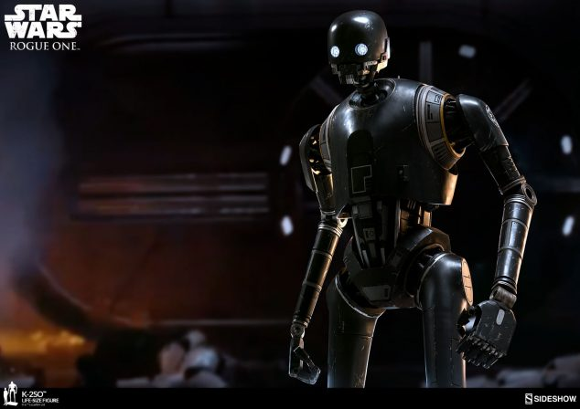 Let the K-2SO™ Life-Size Figure be There for Your Rebellion