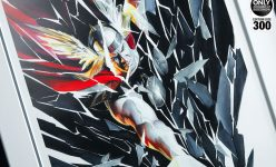 Thor: Shattered Fine Art Lithograph by Alex Ross