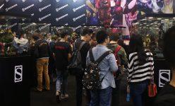 Sideshow at Shanghai Comic Con 2017