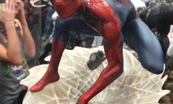 Spider-Man Statue