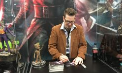 Mark Brooks at the Spider-Verse Collection Reveal