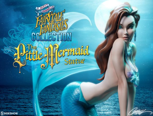 Meet The Little Mermaid at NYCC 2017 with our Fairytale Fantasies Field Guide