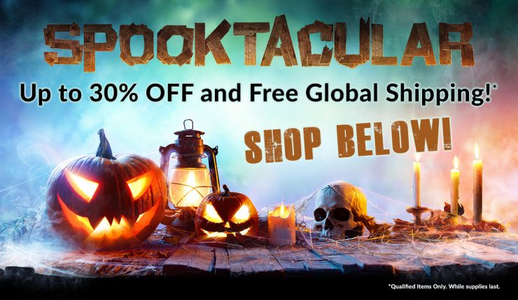 Your Destination for Spooktacular 2017 Deals