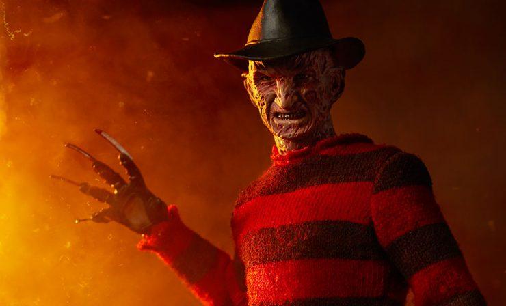 Freddy Krueger Sixth Scale Figure by Sideshow
