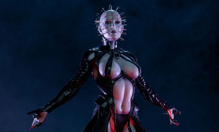 Nine Days of Maniacs, Monsters, and Madmen- Day 4: Pinhead and the Cenobites