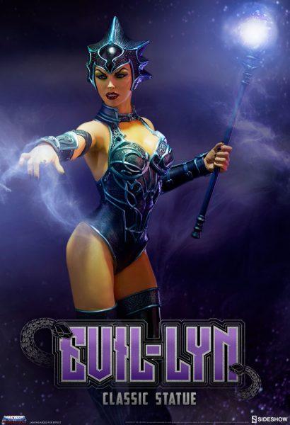 Evil-Lyn Classic Statue