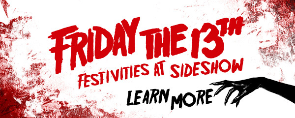 Friday the 13th at Sideshow