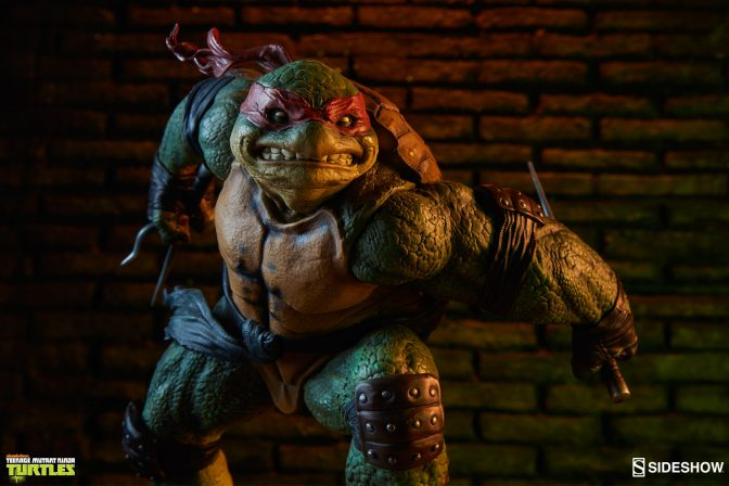 Cool But Rude Raphael Receives a Production Gallery Update