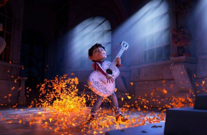 Disney-Pixar's Coco Opened in Theaters