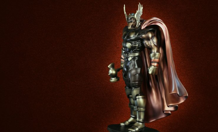 The Many Mjolnirs of the Thor Mythos