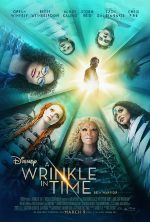 A Wrinkle in Time Trailer and Poster Arrive
