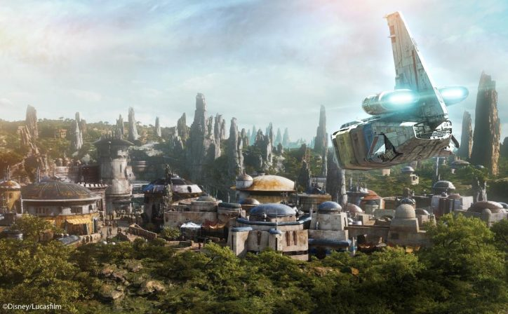 Star Wars Reveals New Planet Batuu for Disney Parks Experience