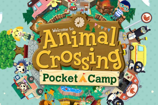 Nintendo Releases Animal Crossing: Pocket Camp