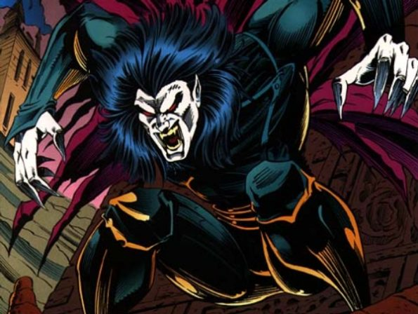 Morbius Movie from Sony in the Works