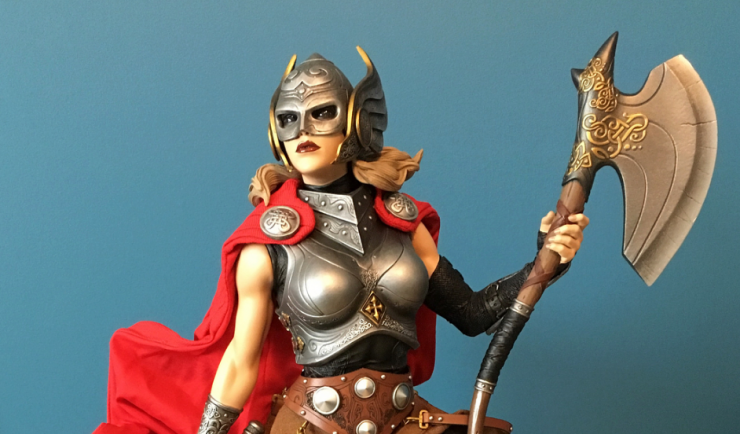 The Thor Comic Creative Team Brings the Thunder with These Collection Photos!