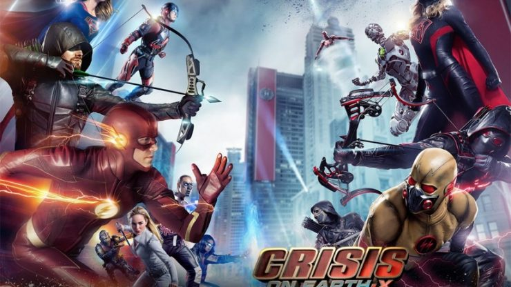 Crisis on Earth-X Television Event Begins Tonight
