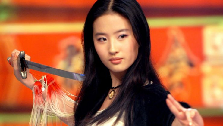 Disney Live Action Mulan Remake Casts its Star