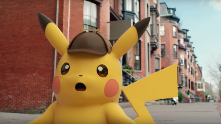 Live Action Pokemon Movie Finds its Two Leads