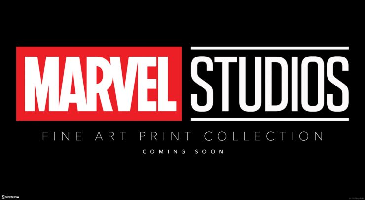 Marvel Cinematic Universe Fine Art Print Collection