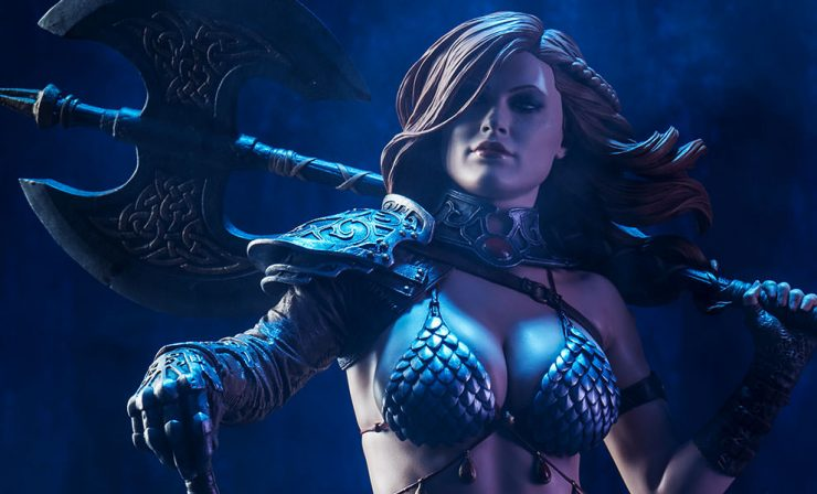 Red Sonja is Headed to the Silver Screen!