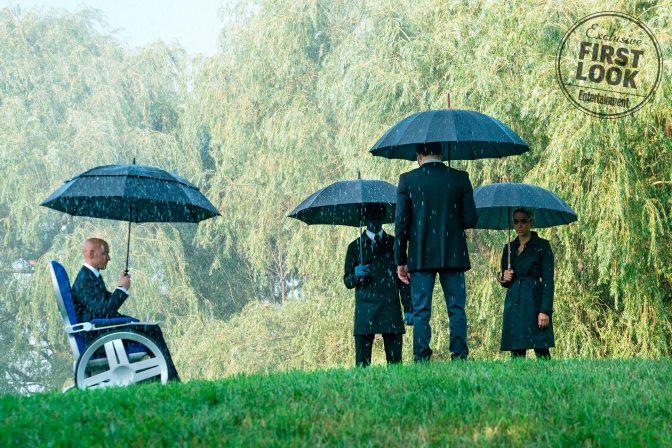 The X-Men Reunite at a Funeral