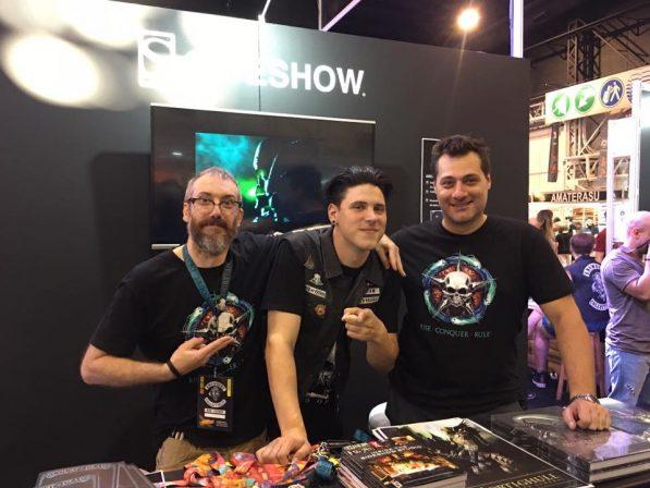 Argentina Comic Con 2017 Wrap Up!