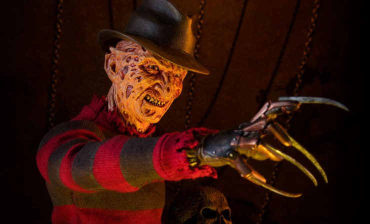 Check out new photos of the Freddy Krueger Premium Format™ Figure!