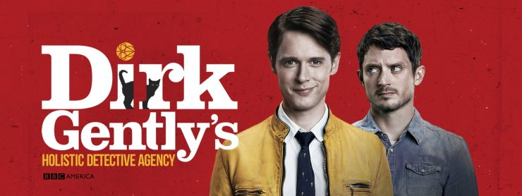 Dirk Gently Cancelled by BBC