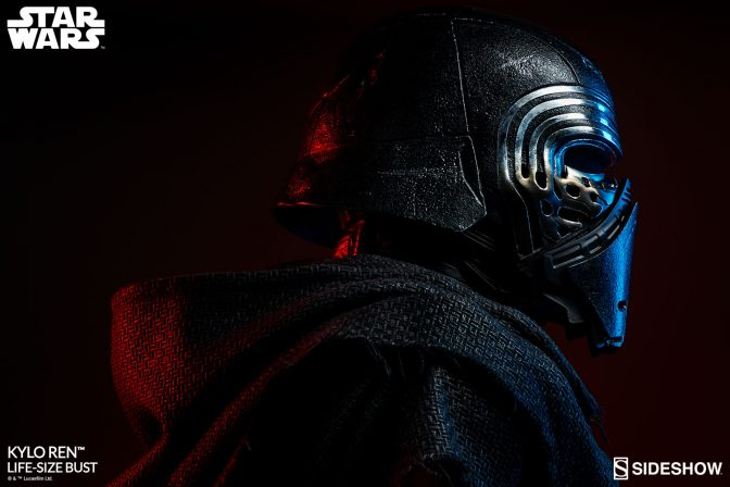 Kylo Ren Life-Size Bust