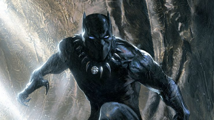 Marvel Begins Countdown to Black Panther