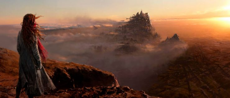 Mortal Engines Movie Trailer Released