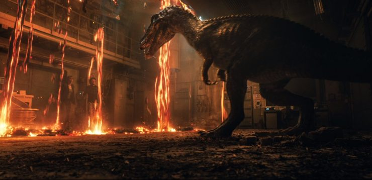 Jurassic World: Fallen Kingdom Trailer Drops Tonight