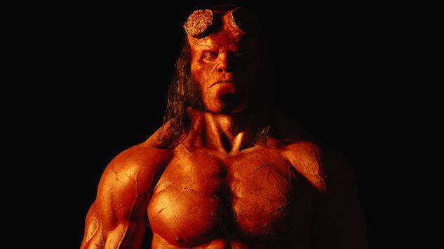 Hellboy Reboot Wraps Filming