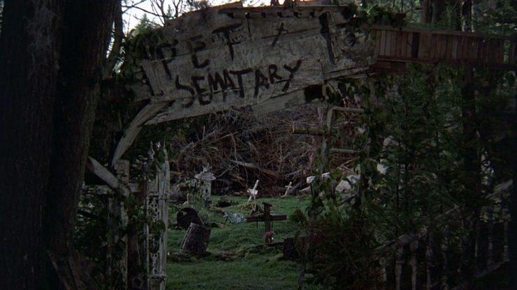 Pet Sematary Remake Gets 2019 Release Date
