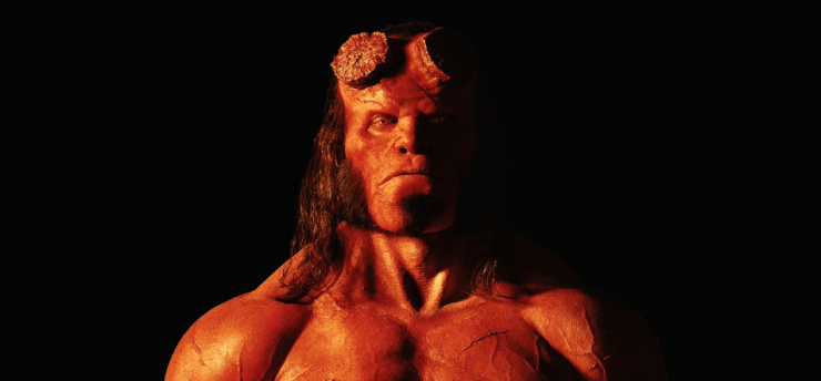 David Harbour's Hellboy Movie Gets Release Date