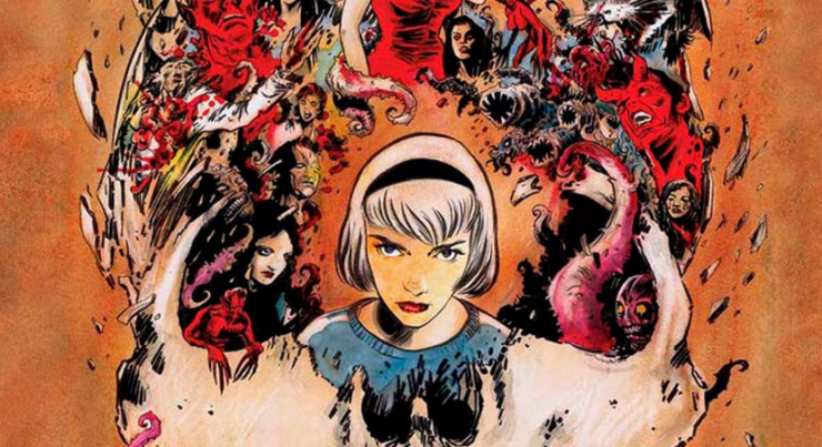 Archie Comics Sabrina Spin-Off Moves to Netflix